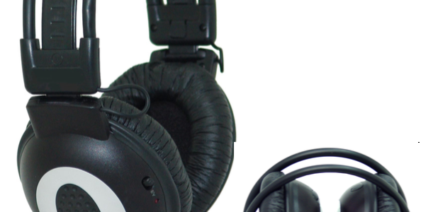 IR-H588 Wireless Stereo Headphone